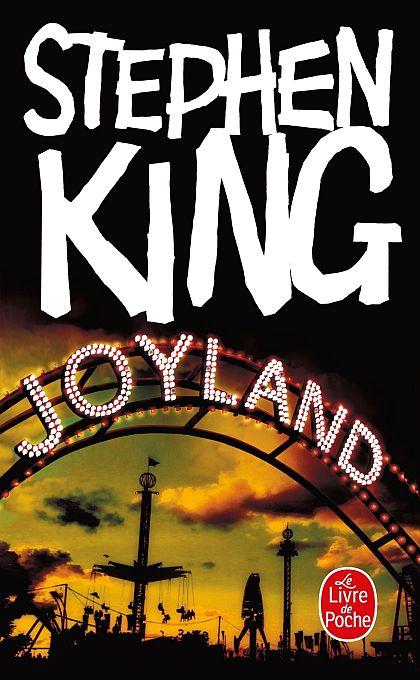 Stephen King Joyland Couverture Lelivredepoche