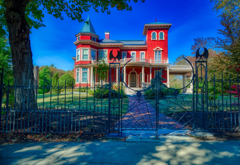 Stephen King S House Maison De Stephenking