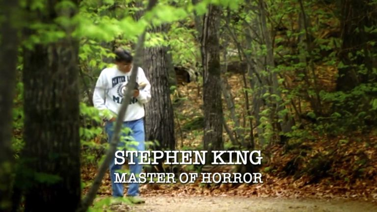Stephenking Documentaire Channel5 01
