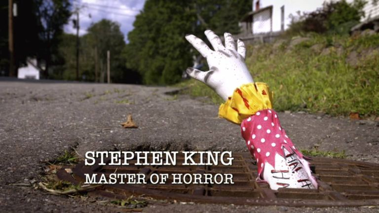 Stephenking Documentaire Channel5 17