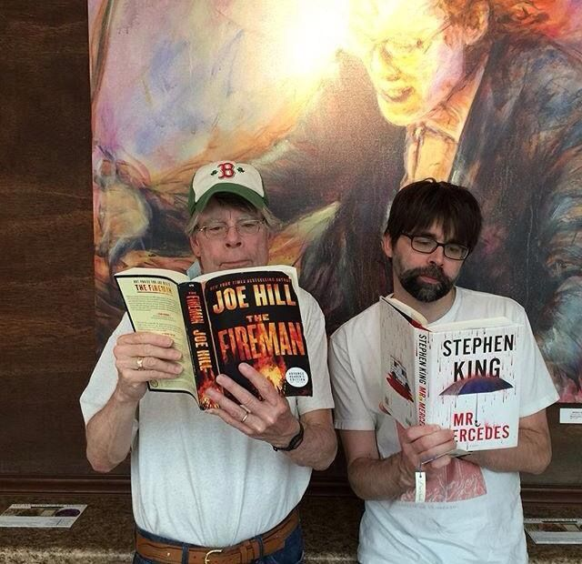 Stephenking Joehill Reading