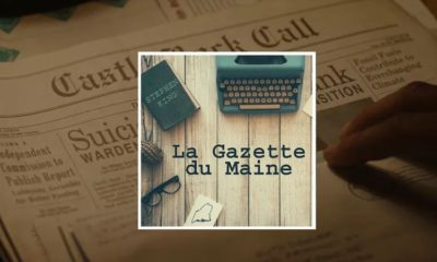Podcast Stephenking Gazette Du Maine2