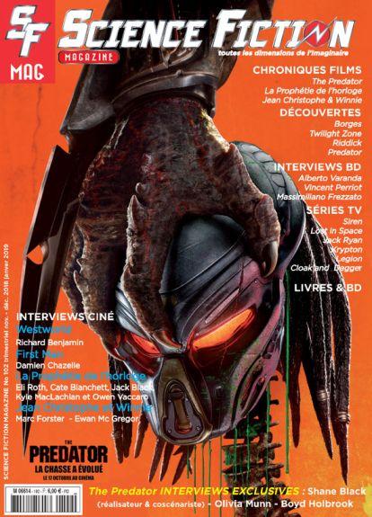 Sfmag Automne2018 Predator Les Adaptations De Stephenking