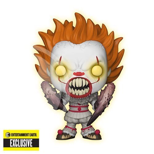 Funko Pennywise Crab Legs Glow In The Dark 3