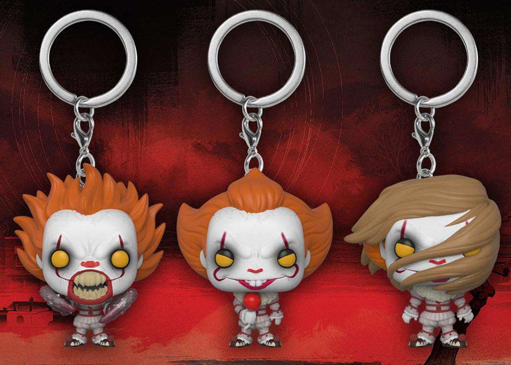 Funko Pocket Pennywise Portecles 1