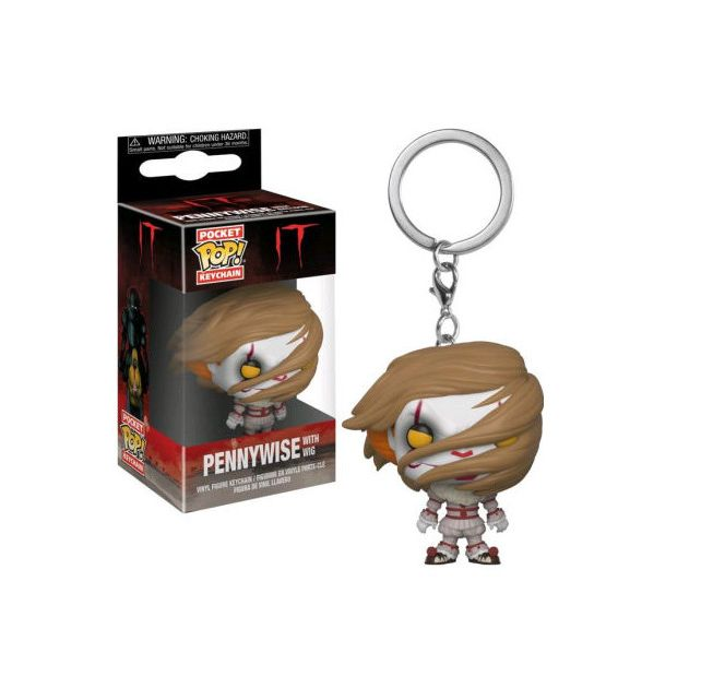 Funko Pocket Pennywise Portecles 4
