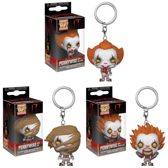 Funko Pocket Pennywise Portecles
