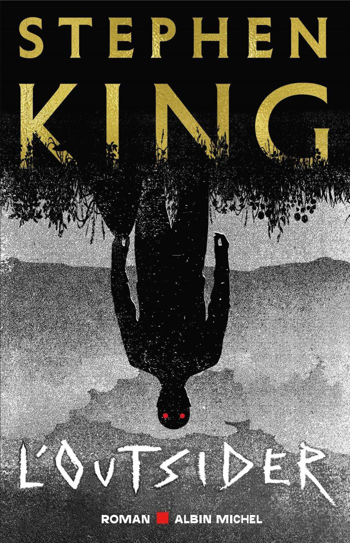 L Outsider Albinmichel Couverture Stephenking Grand