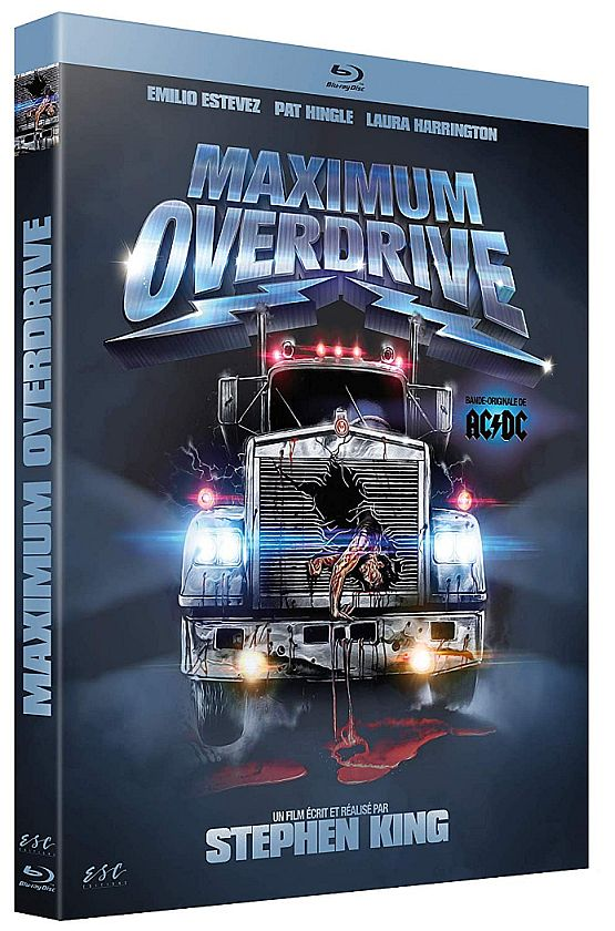 Maximum Overdrive Bluray Esc