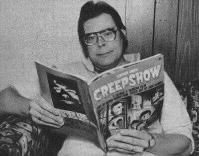 Photo Stephen King 2