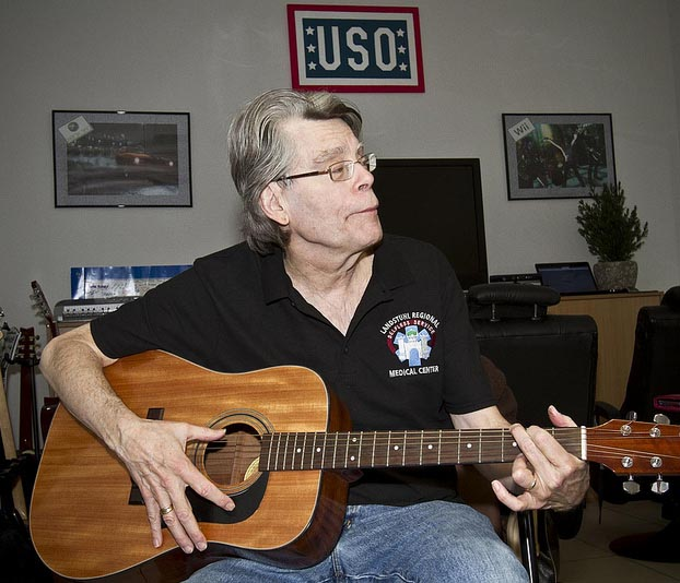 Photo Stephen King 35