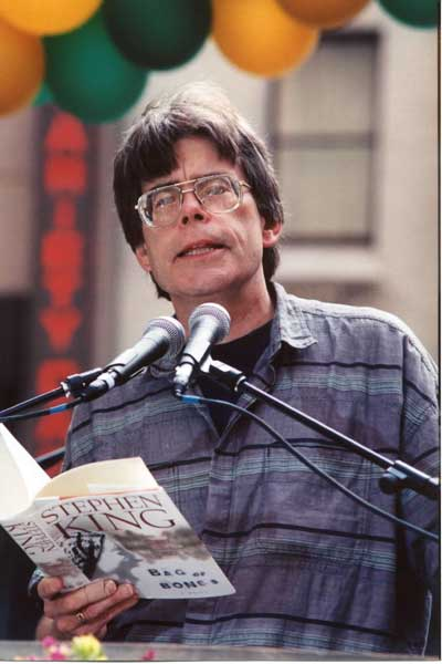 Photo Stephen King 4