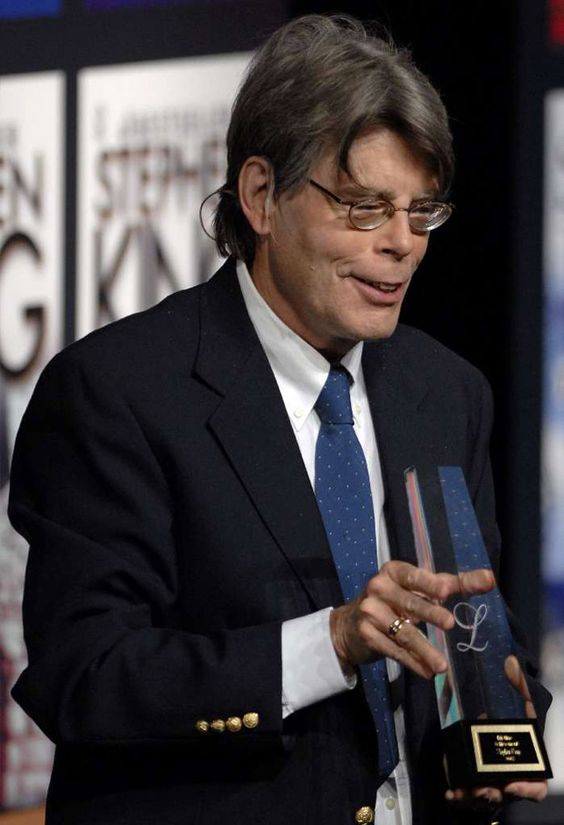 Photo Stephen King 50