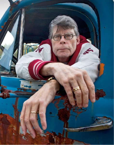 Photo Stephen King 63