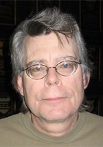Photo Stephen King 70