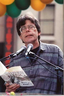 Photo Stephen King 80