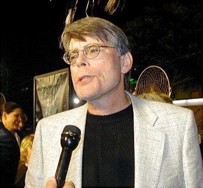 Photo Stephen King 82