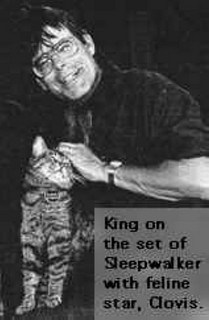Photo Stephen King 84