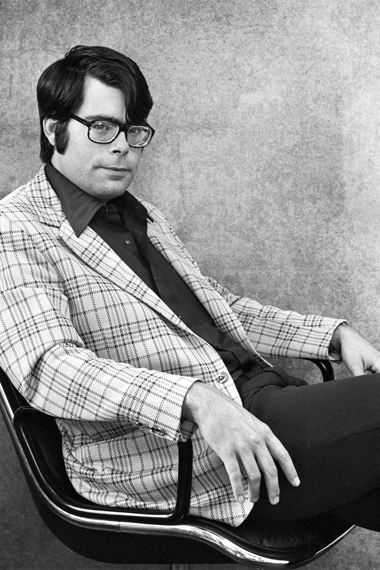 Photo Stephen King 95