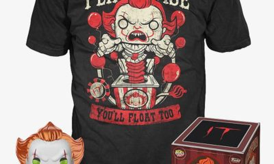 Stephenking Funko Teeshirt Hottopic