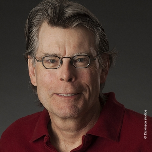 Stephenking Photo Portrait