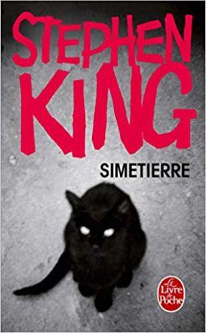Stephenking Simetierre Livredepoche