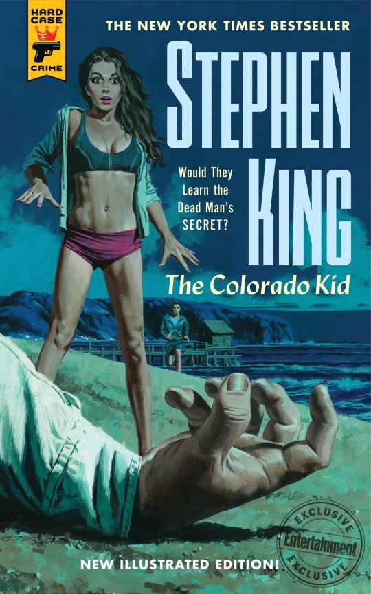 Stephenking The Colorado Kid Hardcasecrime2018