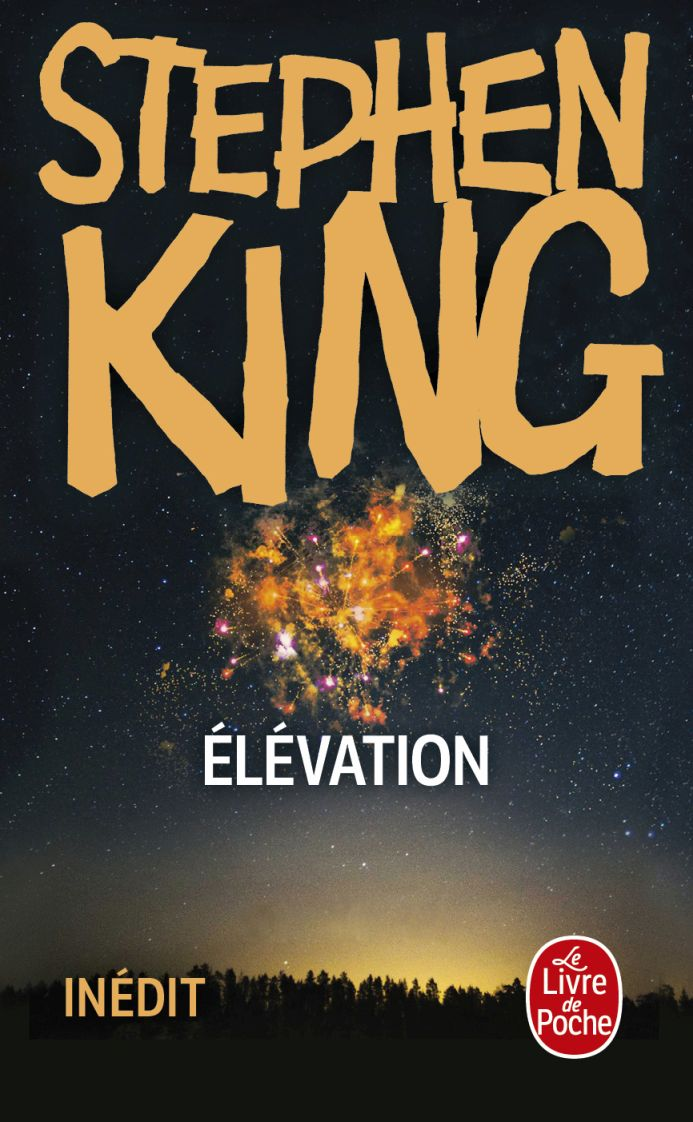 Stephen King Elevation Couverture Lelivredepoche 2019