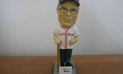 Stephen King Red Sox Lowell Spinners Bobblehead 00 Header