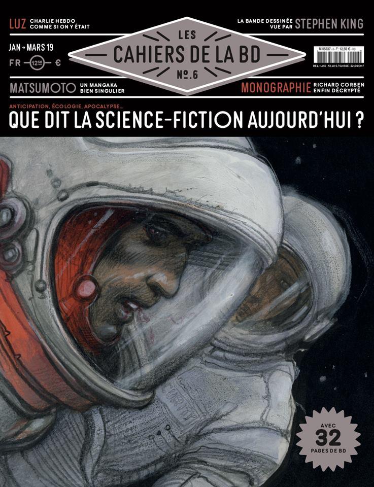 Cahiers De La Bd 6 2019