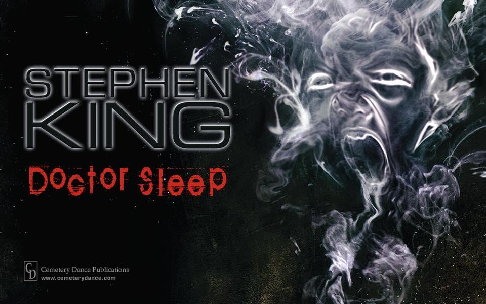 Doctor Sleep Livre Stephenking Cemeterydance
