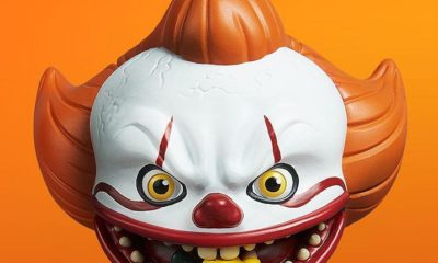 Eek! Big Mouth Pennywise Figurine Stingrayz 02 01