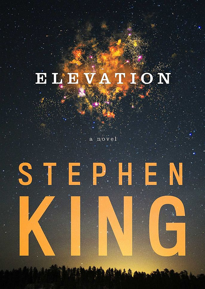 Elevation De Stephen King Couverture Scribner
