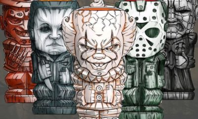Horror Geeky Tikis Pennywise Others