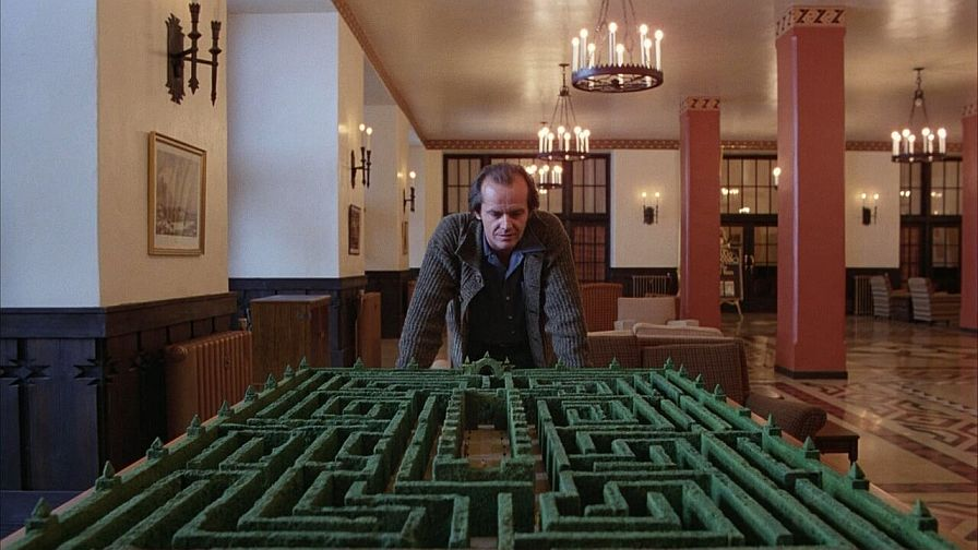 Shining Film Stanley Kubrick