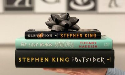 Stephen King Goodreads Choice Awards 2018 Gagnants Elevation Outsider