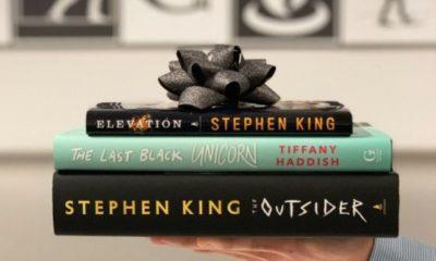 Stephen King Goodreads Choice Awards 2018 Gagnants Elevation Outsider