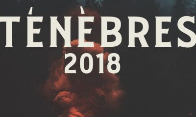 Tenebres 2018 Dreampress Header