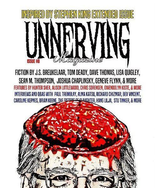 Unnerving Magazine Stephenking