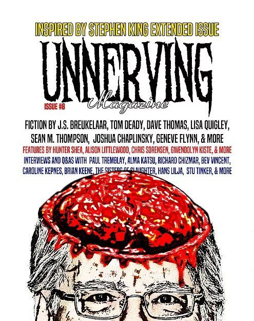 Unnerving Magazine Stephenking