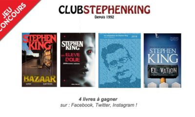 concours stephen king