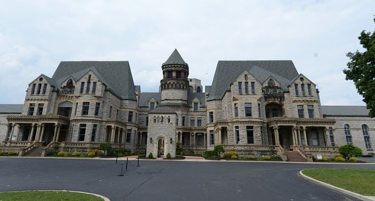 3 Ohio State Reformatory The Location For Filming The Shawshank Redemption
