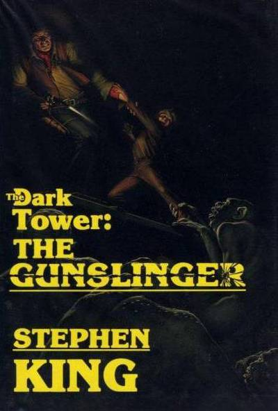 Michael Whelan Gunslinger Cover
