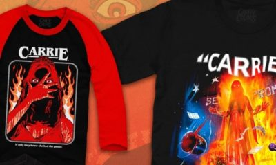 Carrie Teeshirts Cavity Colors