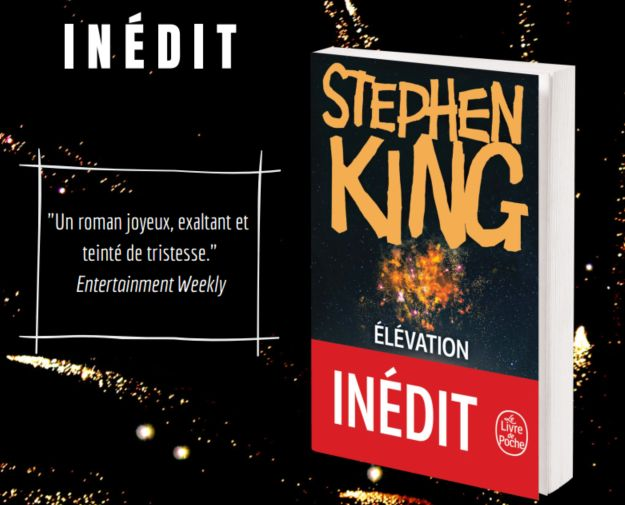 Elevation De Stephen King Disponible En Francais Chez Le