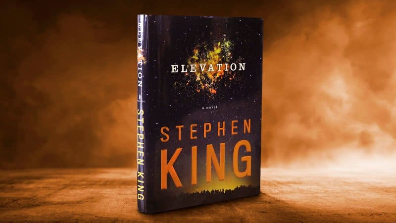 Elevation Stephenking Markgeyer Couverture Americaine Scribner
