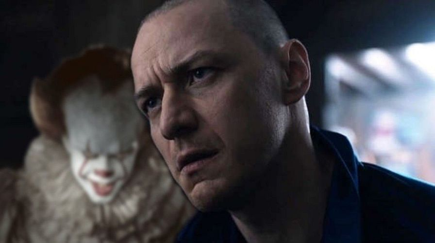 It Chapter 2 James Mcavoy