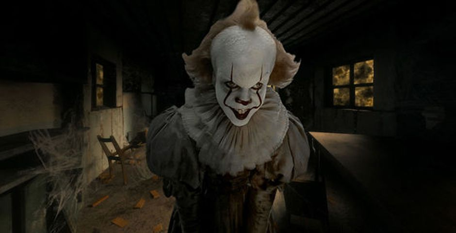 It Vr Experience Escape From Pennywise