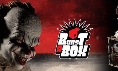 Mezco Diable Boite Burstabox Pennywise 00