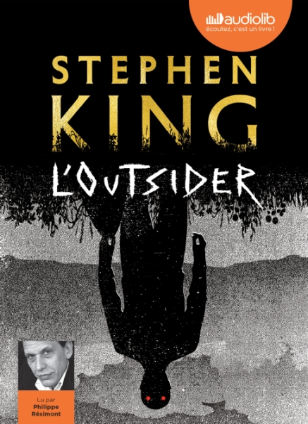 Outsider Stephenking Audiolib